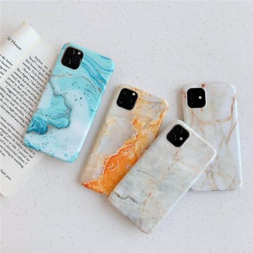 Granite Marble Painted Phone Case
