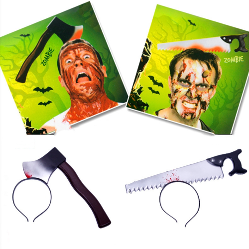 Halloween Decoration Cosplay Props Hair Accessories Halloween Supplies