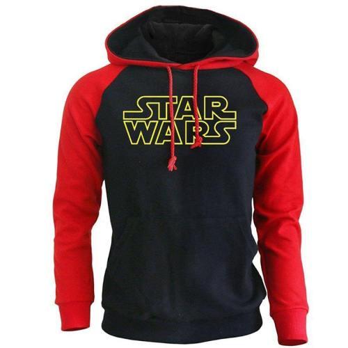 Spring Autumn Hoodies For Men Casual Long Sleeve Rgalan Sweatshirt Star Wars Harajuku Pullovers Hoody Kpop Sweatshirts