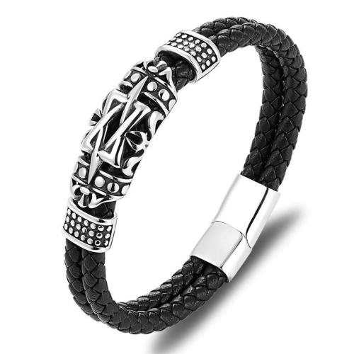 Double Layer Nordic Design Bracelet