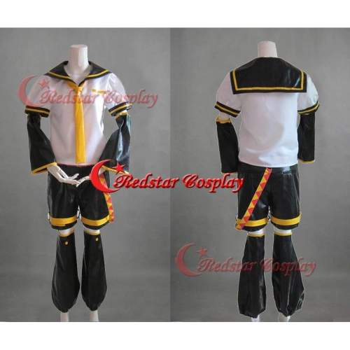 Vocaloid Kagamine Len Cosplay Costume Custom In Any Size
