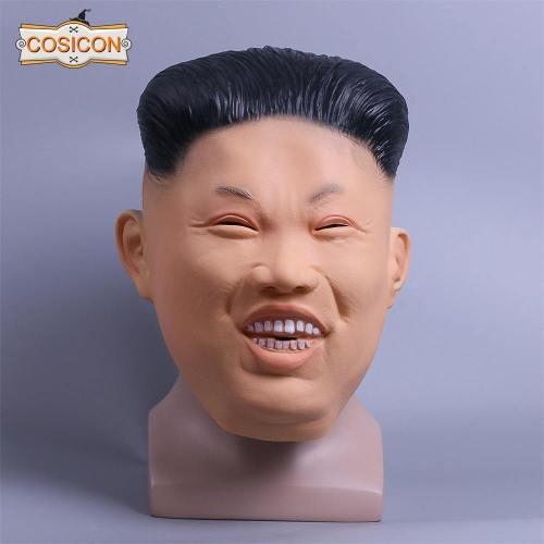 North Korea President  Kim Jong-Un Cosplay Mask
