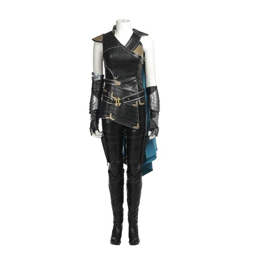 Thor Ragnarok Valkyrie Cosplay Costume Halloween Party Suit For Women