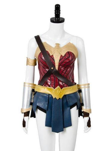 Film Wonder Woman Outfit Gal Gadot Diana Suit Cosplay Costume