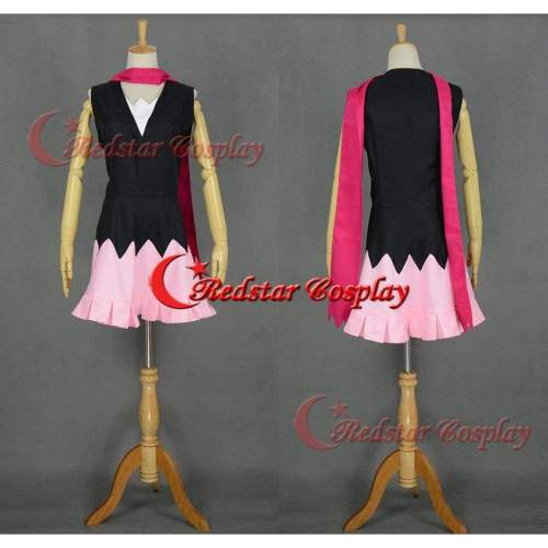 Dawn Cosplay Costume From Pokemon