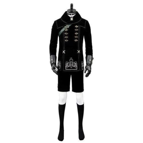 Nier: Automata 9S Yorha No. 9 Type S Scanner Cosplay Costume