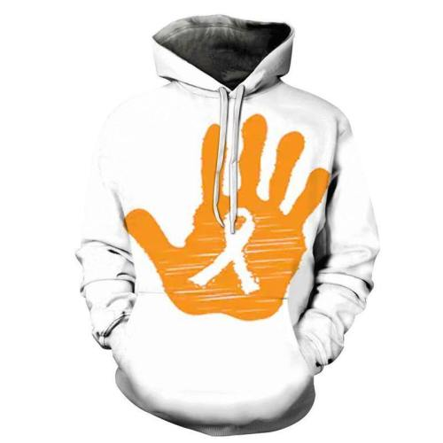 3D Fight Cancer Together - Hoodie, Sweatshirt, Pullover