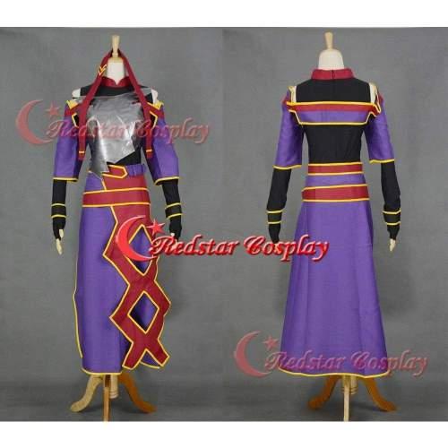Konno Yuuki Cosplay Costume From Sword Art Online 2 Sao