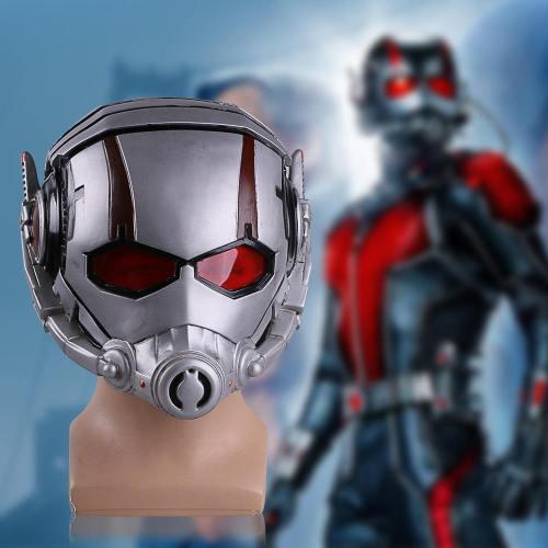 Ant-Man Movie Scott Lang Paul Helmet Halloween Cosplay Mask