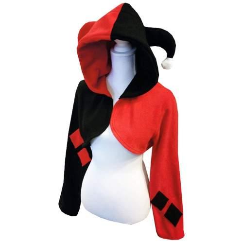 Teens Hoodie Suicide Squad Harley Quinn Sweatshirt Girls Jacket
