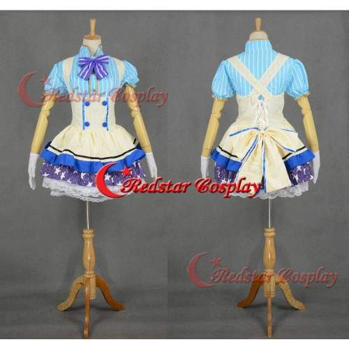 Candy Maid Nozomi Dress From Love Live Cosplay Costume
