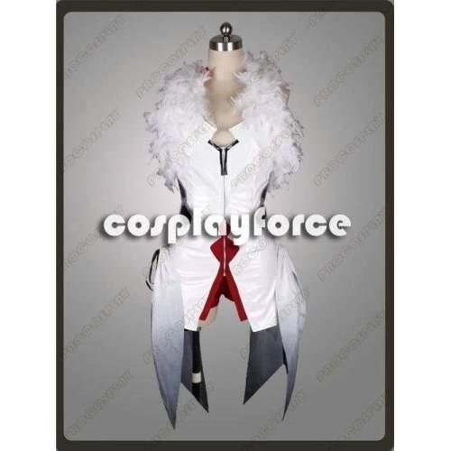 Guilty Crown Inori Yuzuriha Cosplay Costume   Y-0596