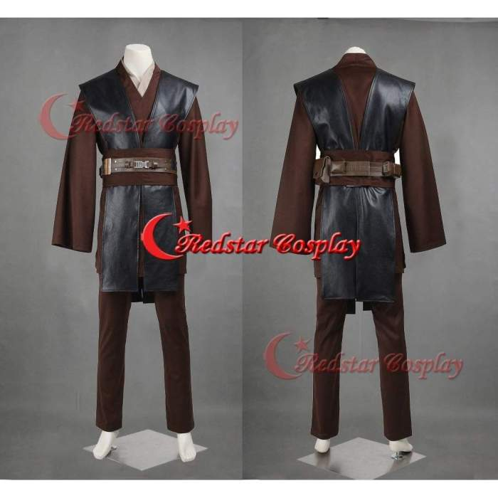 Star Wars Anakin Skywalker Darth Vader 2 Cosplay Costume