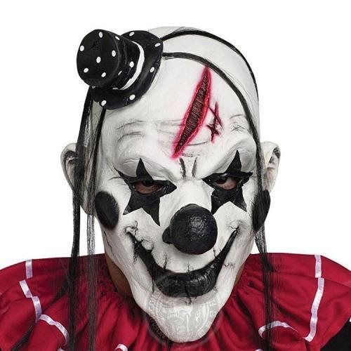 Halloween Party Demon Joker Mask Ghost Latex Masks