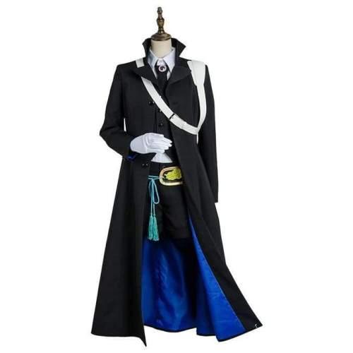 Touken Ranbu Kenshin Kagemitsu Outfit Uniform Cosplay Costume