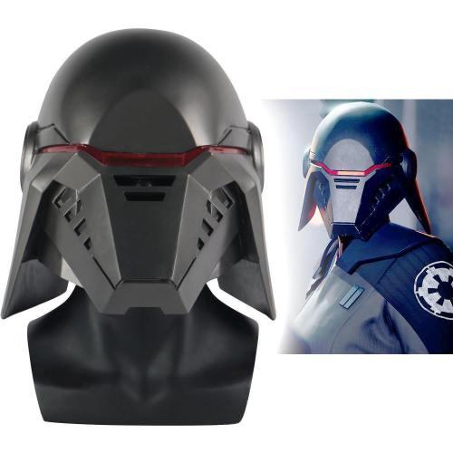 Star Wars Helmets Masks Jedi Fallen Order Second Sister Inquisitor Helmet Cosplay Mask Hard Pvc Halloween Party Prop