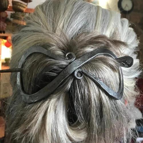 Nordic Viking Style Hair Pin