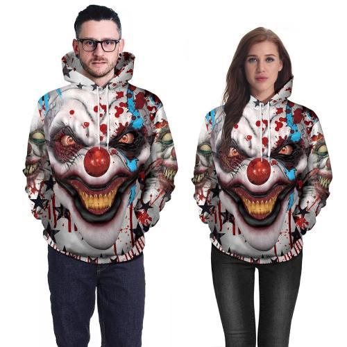 Joker Hoodie 3D Print Sweatshirt