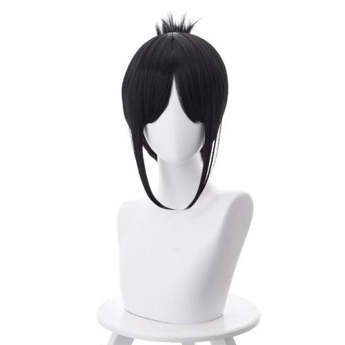 Kaguya-Sama: Love Is War Shinomiya Kaguya Short Black Bun Wig