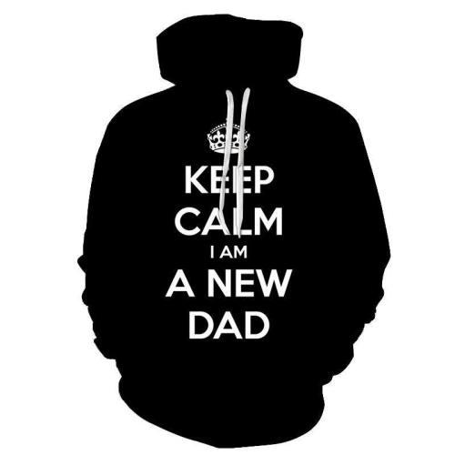 I Am A  Dad 3D - Sweatshirt, Hoodie, Pullover
