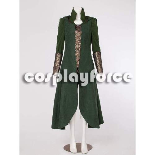 The Hobbit:The Battle Of The Five Armies Tauriel Cosplay Costume Mp002686