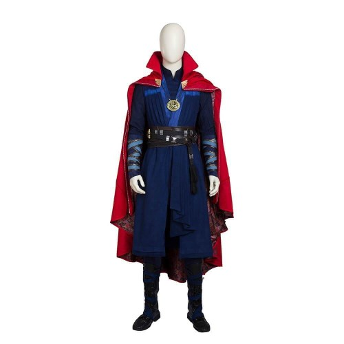 Doctor Strange Costume For Halloween Cosplay Suit