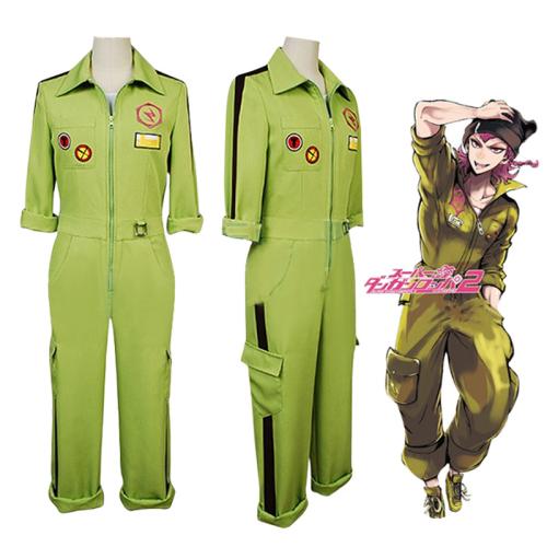 Danganronpa 2 Goodbye Despair Kazuichi Soda Cosplay Costume Bodysuit