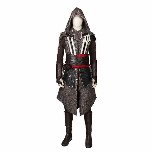 Assassins Creed Costume Callum Cal Lynch Cosplay Costume