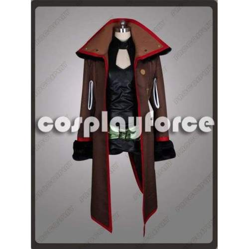 Maria The Virgin Witch Heroine Maria Cosplay Costume