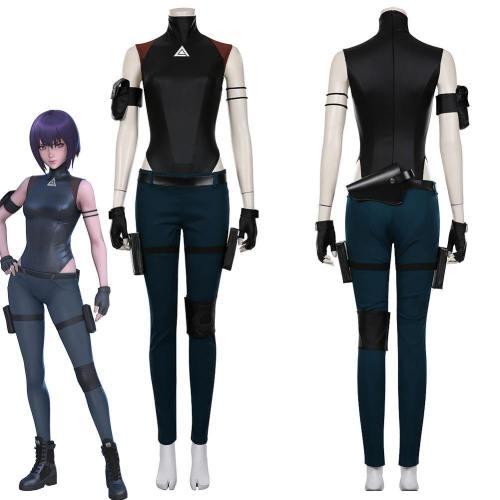 Ghost In The Shell Kusanagi Motoko Uniform Cosplay Costume