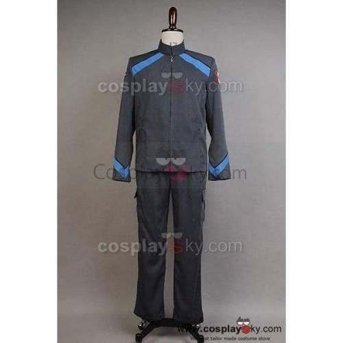 Stargate Atlantis Rodney Mckay Costume Uniform Jacket Pants
