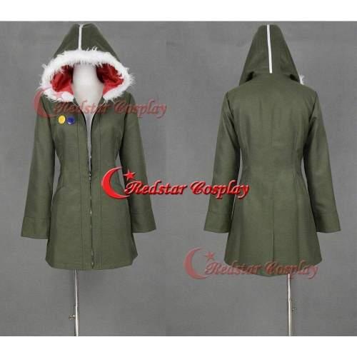 Noragami Yukine Cosplay Jacket Winter Coat Costume Custom In Any Size