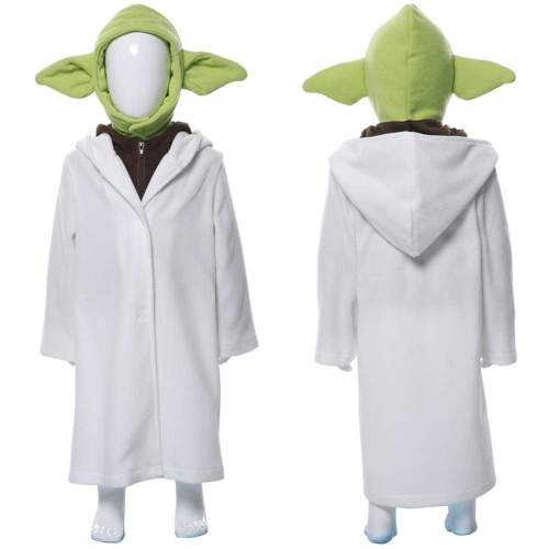 The Mandalorian Yoda Baby Kid'S Suit Cosplay Costume