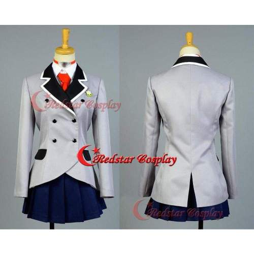 Shimoneta Ayame Kajo/Kajou Halloween Cosplay Costume Sox Kajou Ayame Shimoneta To Iu Gainen