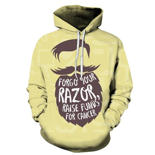 Fund Razor Hoodie For A Cause - Sweatshirt, Hoodie, Pullover