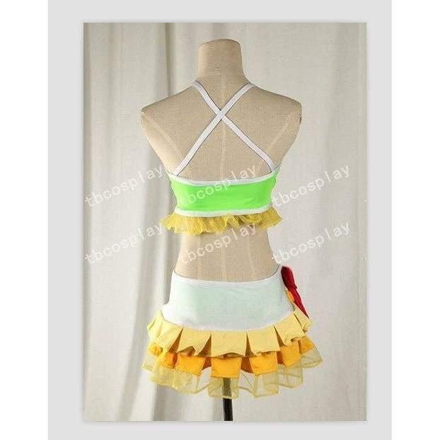 Love Live Yazawa Nico Swimsuit Cosplay Costume Custom Made