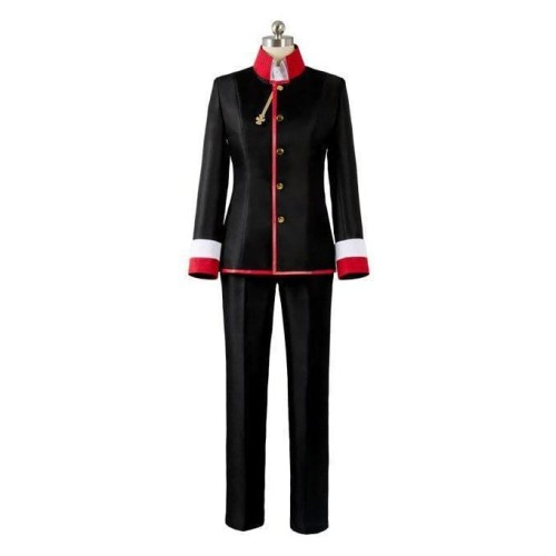 The Royal Tutor Leonhard Von Glanzreich Uniform Cosplay Costume