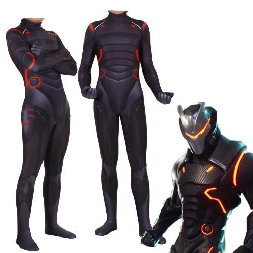 Adult Kids Game Cosplay Costume Omega Oblivion Link Zentai Bodysuit Suit Jumpsuits  Halloween