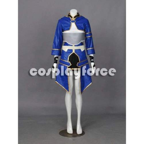 Sword Art Online Alicization Alo Shirika Cosplay Costumes