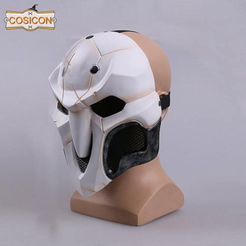 Game Overwatch Reaper Mask Halloween Cosplay Prop
