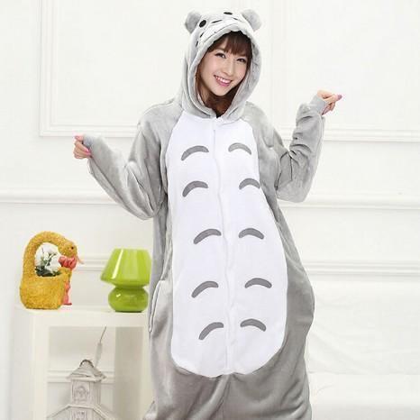Totoro Onesie - Anime Cosplay - My Neighbor Totoro