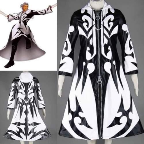Kingdom Hearts Xemnas Cosplay Costume Cot001