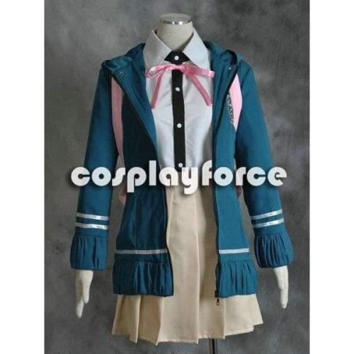 Danganronpa Dangan Ronpa Chiaki Nanami Cosplay Costume Without Cat Bag