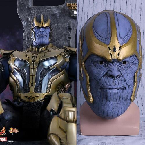 Avengers: Infinity War Mask Thanos Cosplay Mask Halloween Prop