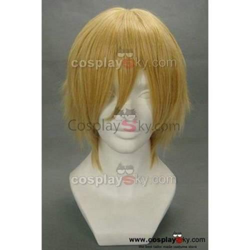 Shiki Toru Muto Cosplay Wig