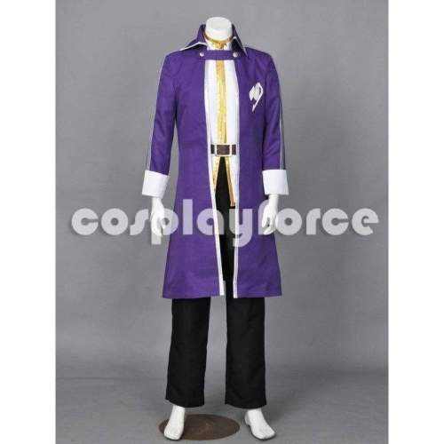 Fairy Tail Grand Magic Games Gray Fullbuster Cosplay Costume