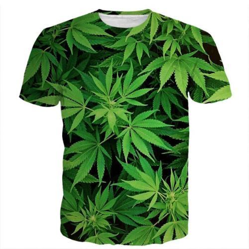 Get High Weed Shirt