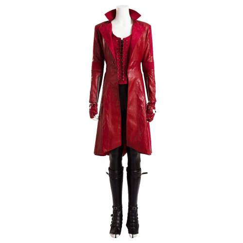 Avengers Age Of Ultron Scarlet Witch Costume