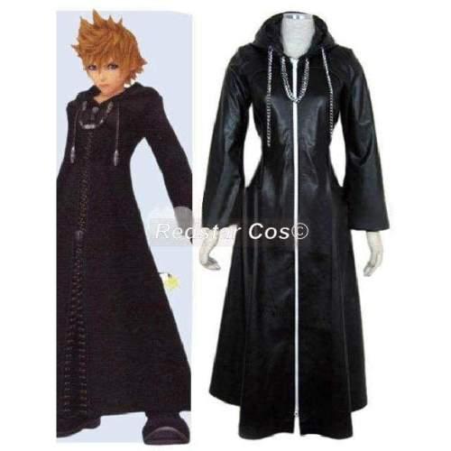 Kingdom Hearts Organization XIII Roxas Cosplay Costume - Custom made in Any size