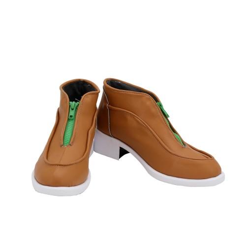 Jojo'S Bizarre Adventure Giorno Giovanna Cosplay Shoes